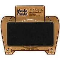 MastaPlasta Parche Autoadhesivo para reparación de Ante, Gamuza. Color: Negro. Elije el tamaño y el diseño. Primeros Auxilios para sofás, Asientos de Coche, Bolsos, Chaquetas