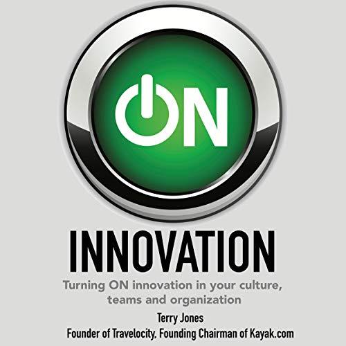 ON Innovation audiobook cover art