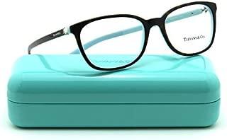 Tiffany & Co. Tf 2109-Hb Women Eyeglasses Rx - Able (8134) 51Mm, Havana/Blue Frame 8134
