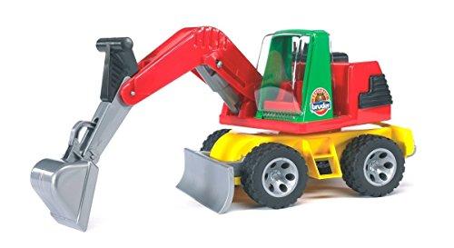 bruder ROADMAX Schaufelbagger Spielfahrzeug