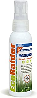 Mosquito & Flying Insect Killer 2 OZ, 3-in-One Repellent, Adulticide and Larvicide, Natural & Non-Toxic (2OZ)