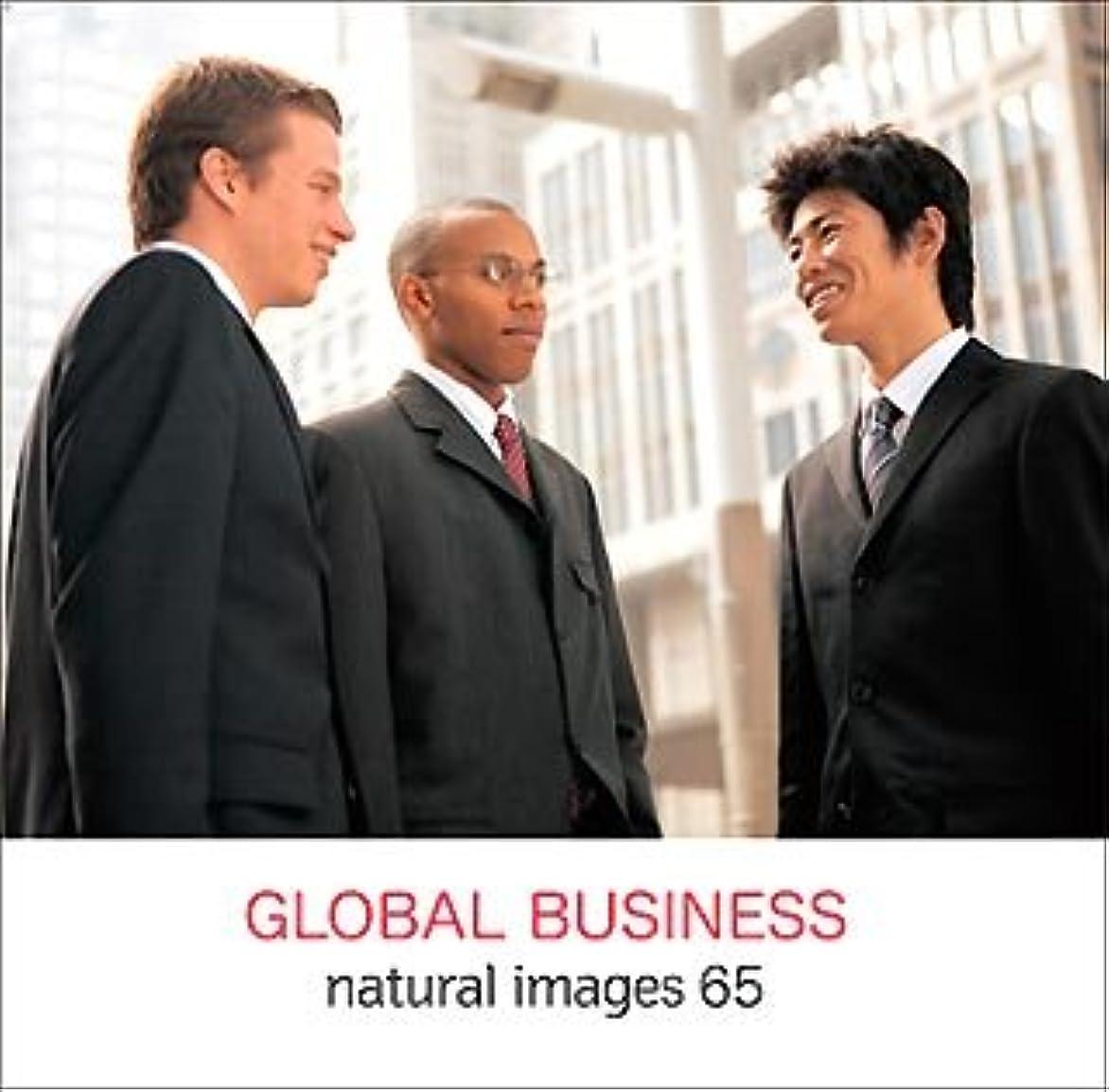ゲージメッセンジャー破壊的natural images Vol.65 GLOBAL BUSINESS