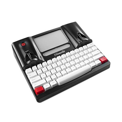Freewrite Distraction-Free Writing Tool (US Edition, ANSI), Smart Typewriter, E Ink Display w/Frontlight, Cherry MX Mechanical Keyboard, Cloud Connected w/Wi-Fi