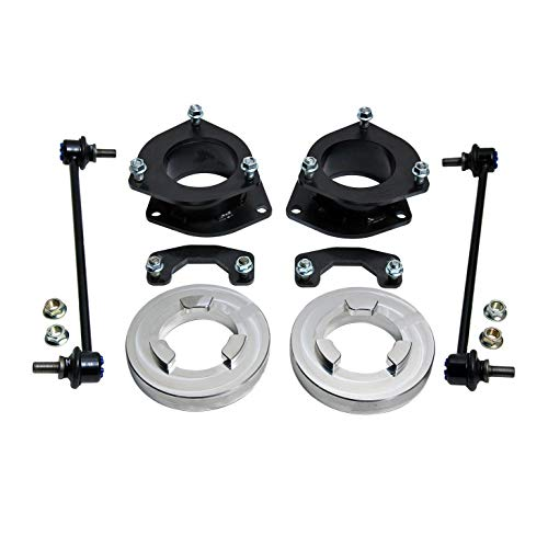 ReadyLift 69-8010 Smart Suspension Technology Lift Kit, silver, Max Lift: 2'' Front 1'' Rear