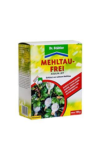 Dr. Stähler 031517 Mehltau-frei, 10 Portionsbeutel für insgesamt 50 m² fläche