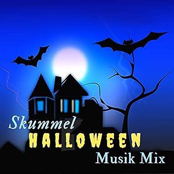 Skummel Halloween Musik Mix - 🎃 Mørk Sange, Frygt og Spænding for Børn