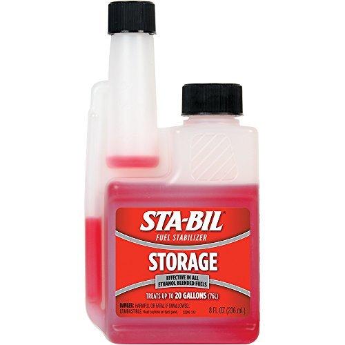 STA-BIL 22208 Fuel Stabilizer - 8 oz. Size: 8 Fl. oz., Model: 22208, Outdoor/Garden Store, Repair & Hardware