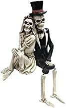 skeleton figurines day of the dead