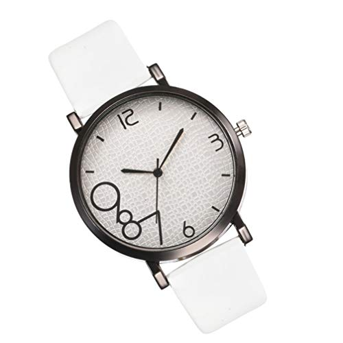 Balacoo Reloj de Cuarzo para Mujer Un Reloj de Pulsera para Mujer Reloj Elegante para Mujer con Correa ()
