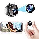 Best Mini Spy Cameras - Mini Spy Camera Wireless Hidden WiFi Nanny Cam Review