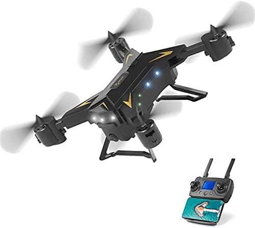 DCLINA GPS 4K HD 5G WiFi FPV UAV Volo 20 Minuti Quadcopter Telecomando Distanza 2 km Fotocamera Ritorno con Un Tasto per Bambini e Adulti