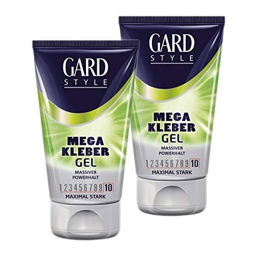 Gard Haargel Mega Kleber Gel Stärke 10 (6 x 150ml)