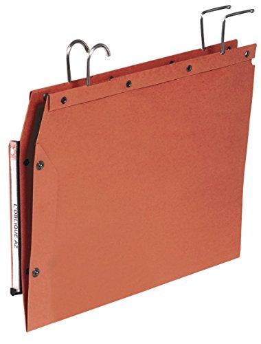 Elba Tub Sopfade - Pack de 25 carpetas colgantes para armario, 250 x 350 mm