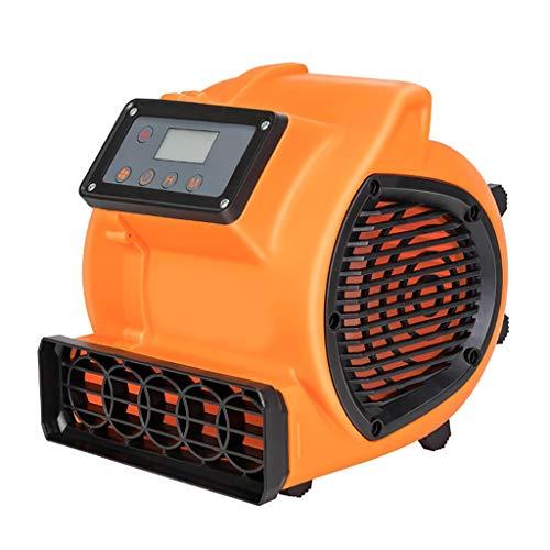 DGDG Drehbarer, energiesparender Turbolüfter/Gebläse/Trockner mit 180 W und DREI Geschwindigkeiten zum Kühlen und Lüften großer Bereiche, einschließlich Kraftstationen, schnell.