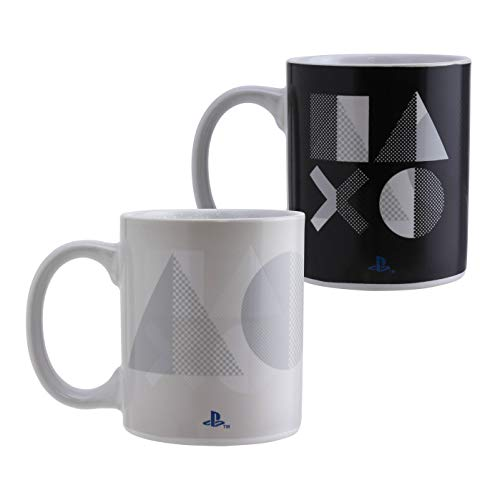 Paladone Playstation 5 Heat Change Mug - Offiziell lizenzierte Ware