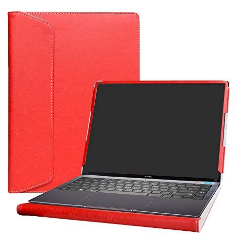 Schutz Abdeckung Hülle für Huawei Matebook X Pro Series Notebook (Nicht kompatibel mit Matebook X/Matebook D),Rot