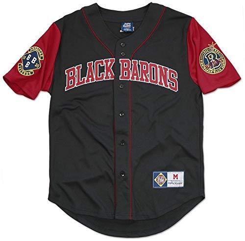 NLBM Negro Leagues Baseball Legacy Jersey Birmingham Black Barons [2XL]