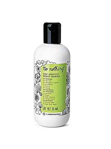 100% Vegan Repair Shampoo - Very Sensitive Hypoallergenic Shampoo Cleanses and Repairs Weak and...