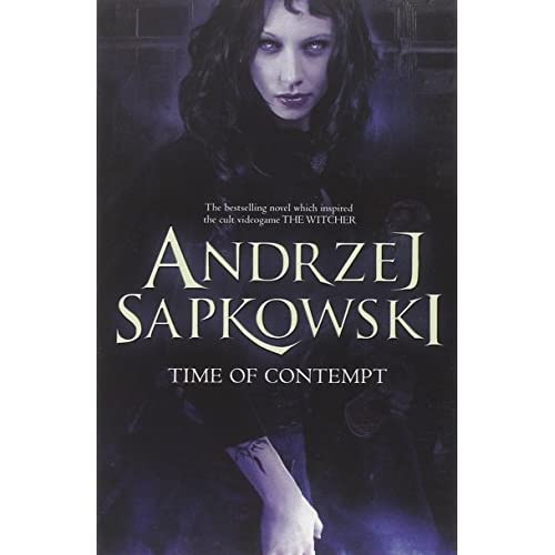 Time of Contempt (Witcher 2) by Andrzej Sapkowski (23-Jan-2014) Paperback