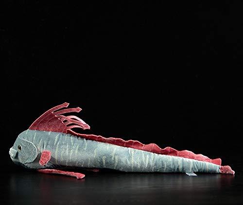 qingbaobao Precioso Muñeco De Pez Remo Simulación De Juguetes De Peluche De Simulación De Animales De Peluche 56 Cm