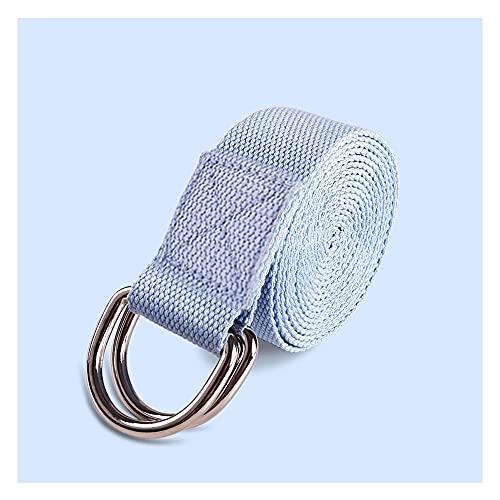 Yogabälte Ultrasäkert Justerbart D-ringspänne, Fin Konsistens, Hållbart Och Bekvämt-det Bästa...