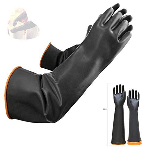 Latex Chemical Handschuhe Resistant