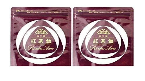 榮太樓飴 袋入 紅茶飴 × 2袋