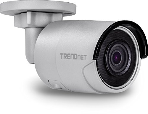 TRENDnet TV-IP1314PI 4MP PoE IP-Kamera Bullet Indoor/Outdoor, Tag/Nacht