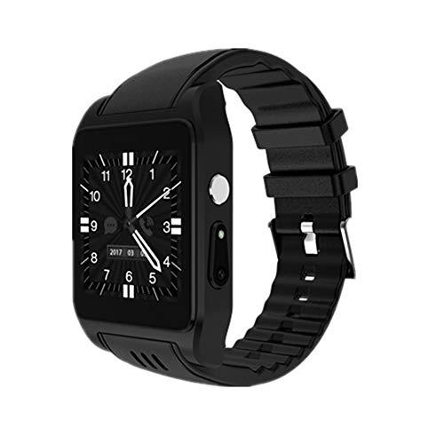 KDSFJIKUYB68 KDSFJIKUYB Smartwatch X86 Bluetooth Smart Watch Android 4.4 RAM 512 MB Rom 4G Unterstützung 3G SIM Karte WiFi GPS Kamera SIM Karte Skype Smartwatch Telefon