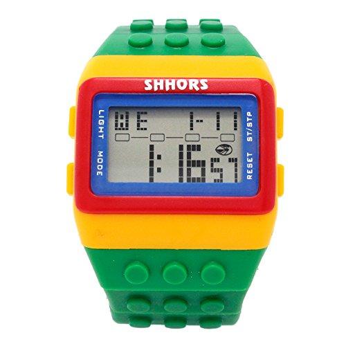 El Mejor Listado de Reloj Lego favoritos de las personas. 4