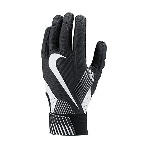 Nike Mens D-Tack (Defensive Lineman) 5.0 Football Gloves (Large)