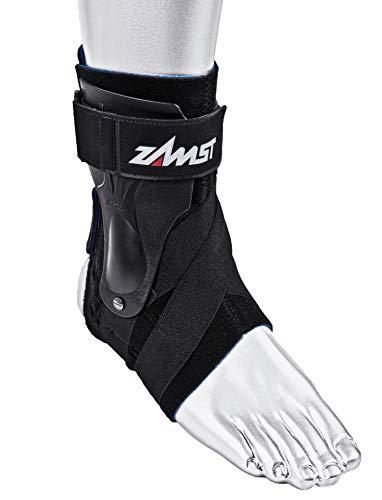 Zamst A2-DX Ankle Brace, Black, Large - Left