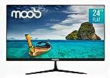 "5. Monitor Gamer 75hz Full Hd 24"" Moob Flat"
