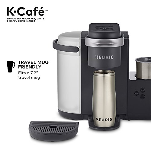 the features of the KCafe
