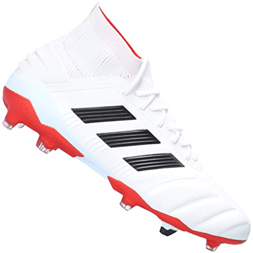 adidas Herren Sportschuhe Predator 19.1 FG ADV Weiss EE7864 weiß 810632
