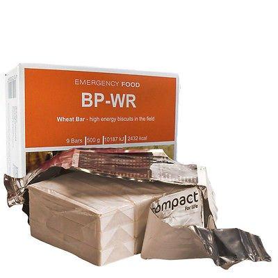 BP-WR precedentemente BP-5, cibo a lungo termine, prevenzione ottimale delle crisi o per uso in viaggio, per ogni famigliaOttimale merce di scambio per i momenti difficili, oltre 30 anni di durata