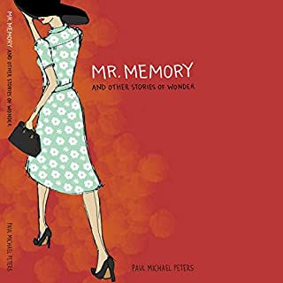 Mr. Memory and Other Stories of Wonder audiobook cover art