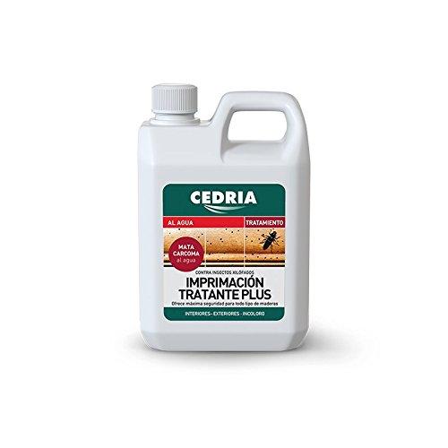 Imprimación tratante matacarcoma al agua de la marca Cedria