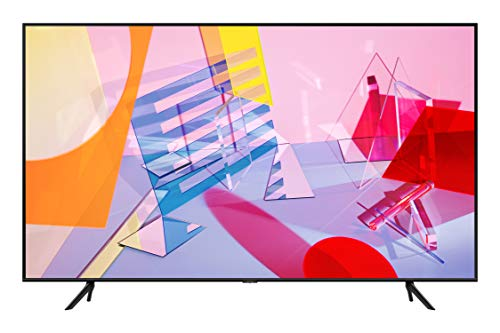 Samsung 139 cm (55 inches) 4K Ultra HD Smart QLED TV QA55Q60TAKXXL (Black) (2020 Model)