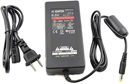 Power Supply AC Charger Adapter Cord for Sony Playstation 2 PS2 Slim A C 7000 product image