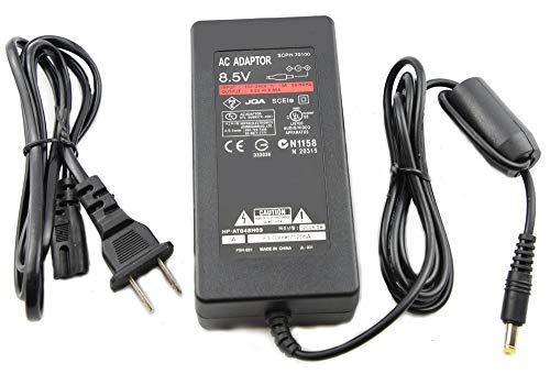 Power Supply AC Charger Adapter Cord for Sony Playstation 2 PS2 Slim A/C 7000