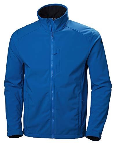 Helly Hansen Herren Paramount Softshell Jacke, Electric Blue, L