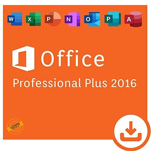 Office 2016 Professional Plus - chiave di licenza - Attivazione Online - Italiano