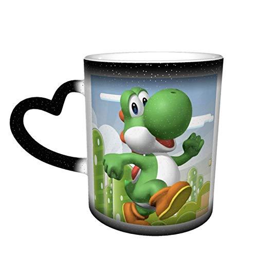 YoShi Frauen, Mädchen Weiß Keramik 'S Day Geschenk Lustige Kunst Kaffeetassen Keramik Tasse Personalisierte Geschenke Für Familienliebhaber Freunde