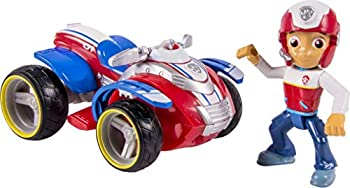 Paw Patrol Ryder s Rescue ATV Vechicle and Figure
