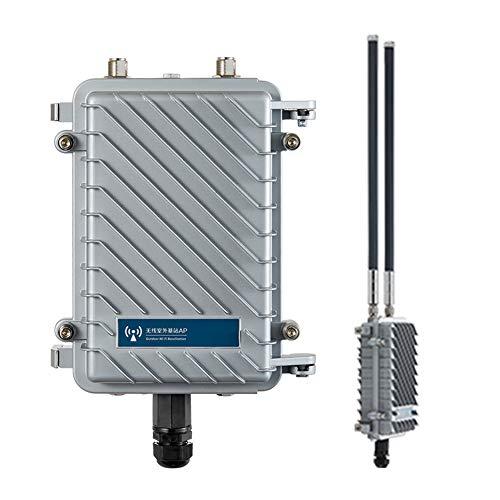 Lange afstand Outdoor AP CPE Router WiFi Signaalversterker Repeater WiFi Hotspot Draadloos toegangspunt Ondersteuning PoE 300 Mbps