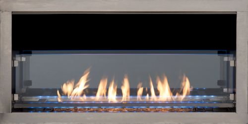 Review Of Superior VRE4636ZEN 36 Vent Free Electronic Ignition Outdoor Fireplace - Natural Gas