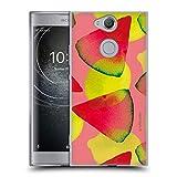 Head Case Designs Officiel Turnowsky Rose Éclater De Fruit Coque en Gel Doux Compatible avec Sony...