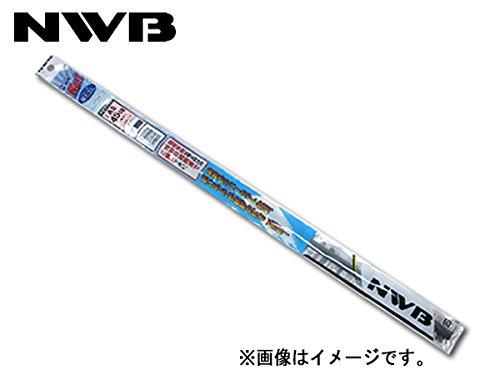 エヌダブルビー(Nwb) ワイパー替えゴム 650mm グラファイトタイプ ASタイプ AS65GN