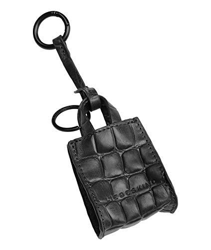 Liebeskind Berlin Paperbag/Keyring, (black), Gr. N